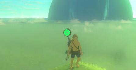 Jugador encuentra glitch que lo lleva a una nueva área de<em> Zelda: Breath of the Wild</em>