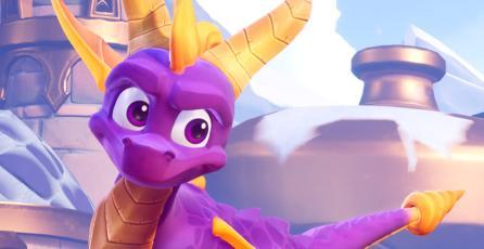 Recibirás un tema si preordenas <em>Spyro Reignited Trilogy</em> para PS4