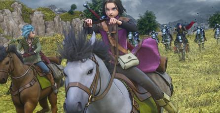 Hoy inicia tu épica aventura en <em>Dragon Quest XI</em>