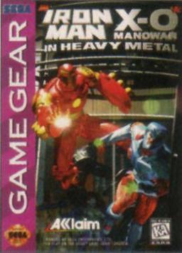 Iron Man, XO Manowar: in Heavy Metal