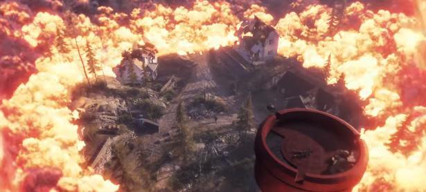 Firestorm será el Battle Royale de Battlefield V y será solo de 64 jugadores, no de 100
