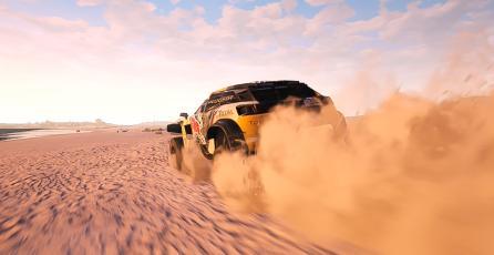 La velocidad e intensidad de <em>Dakar 18 </em>llegarán este mes