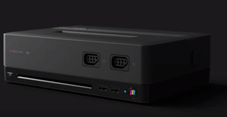 Polymega es la nueva consola retro que acepta cartuchos y CD por igual