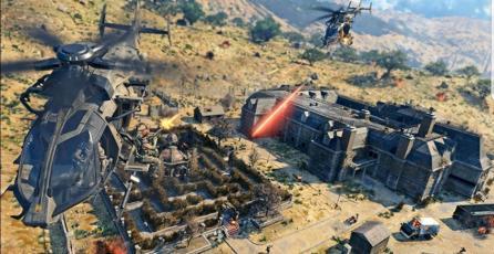 Blackout, el Battle Royale de Black Ops 4 soportaría hasta 80 jugadores máximo
