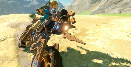 Zelda Breath of the Wild ya superó las ventas de Ocarina of Time en Japón