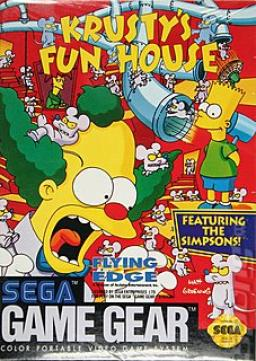 Krusty´s Fun House
