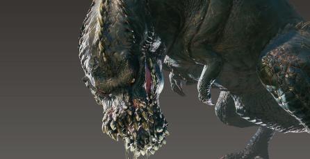 El temible Deviljho llega a <em>Monster Hunter World</em> para PC