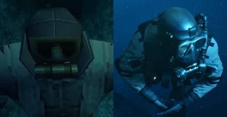 Fanático recrea intro de Metal Gear Solid en Unreal Engine 4 de manera espectacular