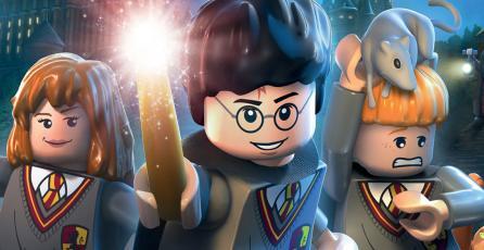 La magia de <em>LEGO Harry Potter: Collection</em> llegará a Switch y Xbox One