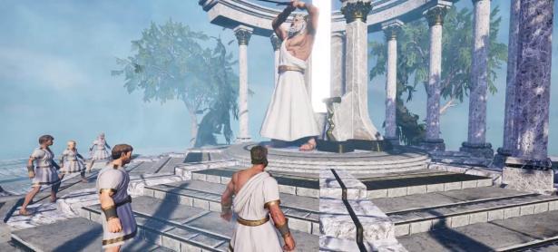 Nuevo Battle Royale te llevará a la piel de los dioses de la mitología griega