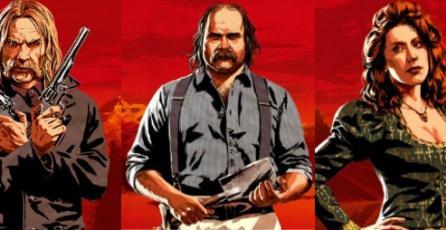 Rockstar revela en su cuenta de Twitter a los protagonistas de <em>Red Dead Redemption 2</em>