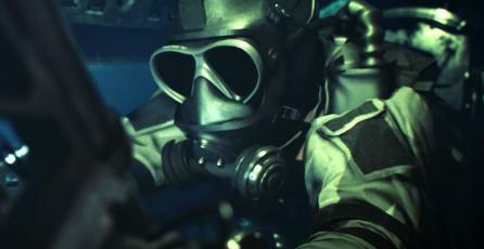 Así se ve el impresionante intro de <em>Metal Gear Solid</em> en Unreal Engine 4