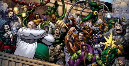 Conoce a los villanos de Marvel's Spider-Man