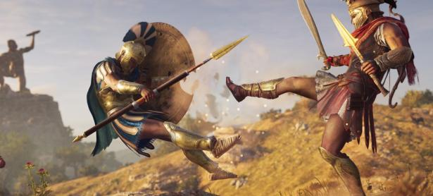 Checa los requerimientos para correr <em>Assassin's Creed: Odyssey</em> para PC