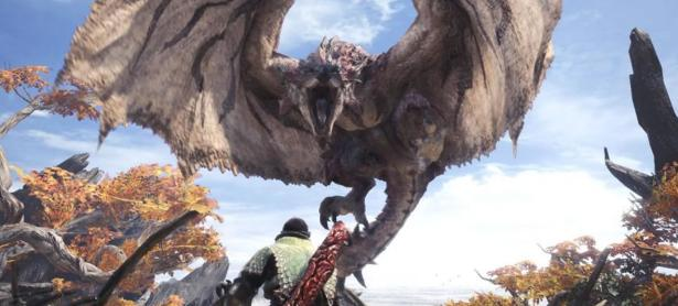Pronto iniciará el Autumn Harvest Fest de <em>Monster Hunter World</em>