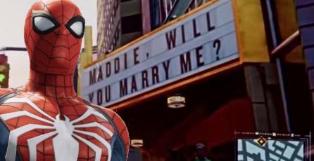 Pidió casarse a través de Spider-Man y su prometida lo dejó por su hermano