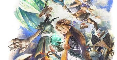 Revelan remasterización de <em>Final Fantasy Crystal Chronicles</em>