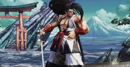 SNK presenta nuevo <em>Samurai Shodown</em> para PS4