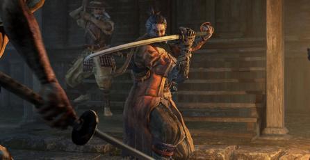 Así de brutal será el combate en <em>Sekiro: Shadows Die Twice</em>