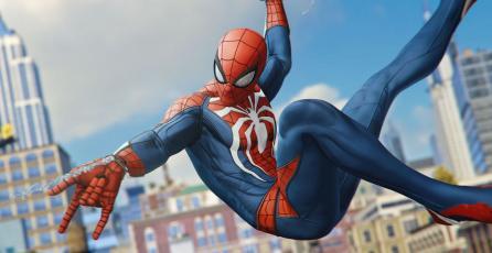 <em>Marvel's Spider-Man</em> es el título más exitoso del año en Reino Unido