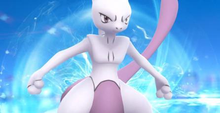 ¡Pronto podrás atrapar a Mewtwo en una Incursión de <em>Pokémon GO</em>!