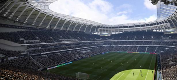 <em>FIFA 19</em> tendrá el nuevo estadio del Tottenham Hotspur