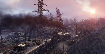 <em>Metro: Exodus</em> podría durar más que <em>2033</em> y <em>Last Light</em> juntos