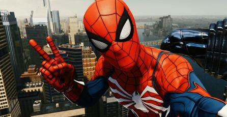 <em>Spider-Man</em> para PS4 tendrá modo New Game Plus