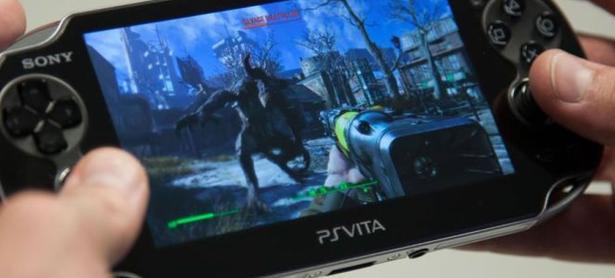 Sony libera nueva actualización para PlayStation Vita