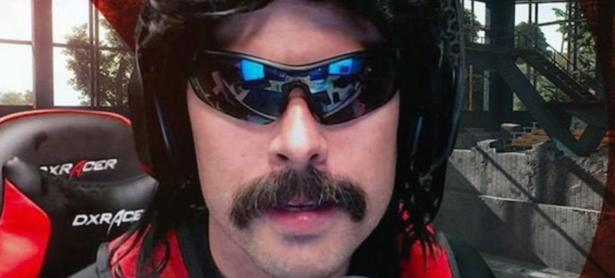 Dr. DisRespect asegura que dispararon hacia su casa mientras streameaba