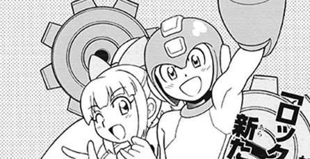 <em>CoroCoro</em> publicará un manga de <em>Mega Man 11</em>