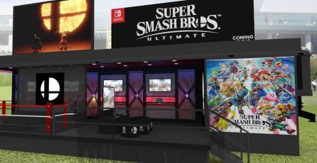 <em>Super Smash Bros. Ultimate</em> será promocionado en partidos colegiales de EUA