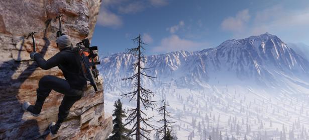 Tencent anuncia Battle Royale en el que tendrás que luchar contra avalanchas