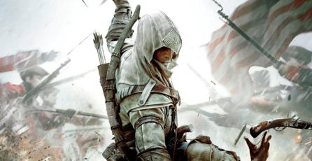 Habrá remasterización de <em>Assassin's Creed III </em>para PS4, Xbox One y PC