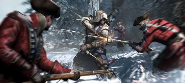 Ubisoft anuncia versión remasterizada de Assasin's Creed III