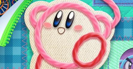 Habrá un port de <em>Kirby's Epic Yarn</em> para Nintendo 3DS