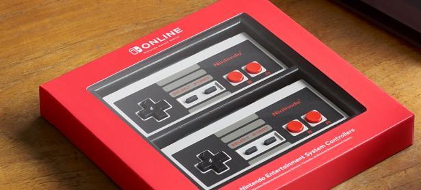 Deberás ser miembro del servicio online de Switch para comprar estos controles de NES