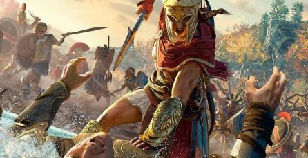 <em>Assassin's Creed: Odyssey</em> estará disponible para Switch en Japón