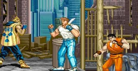 Prepárate para pelear en las calles con <em>Capcom Beat 'Em Up Bundle</em>