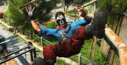 Acaba con jugadores y grupos de zombies en <em>Dying Light: Bad Blood</em>