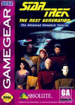 Star Trek: The Next Generation -- The Advanced Holodeck Tutorial
