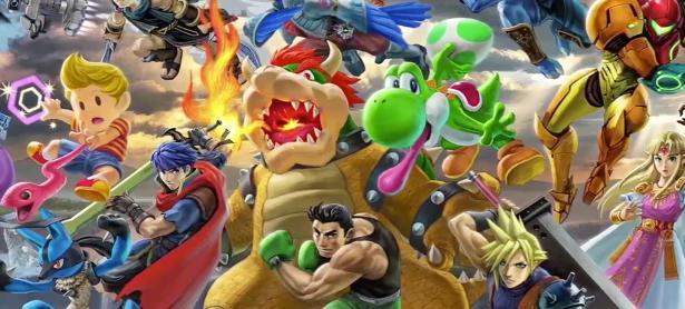 Buscan que paciente con cáncer terminal pueda jugar <em>Super Smash Bros. Ultimate</em>