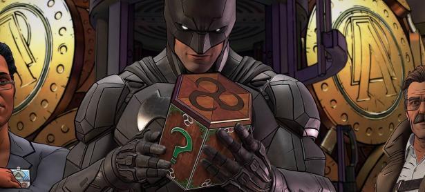 <em>Batman: The Enemy Within</em> para Switch ya tiene fecha de lanzamiento
