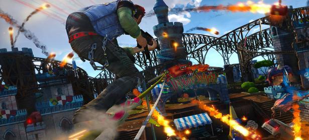 Insomniac Games manifestó otra vez su interés en <em>Sunset Overdrive</em>