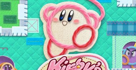 Listan <em>Kirby's Extra Epic Yarn</em> como exclusivo de New Nintendo 3DS