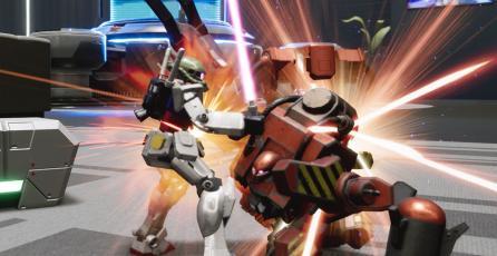 Los combates de <em>New Gundam Breaker</em> llegarán este mes a PC
