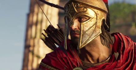 <em>Assassin's Creed: Odyssey</em> presentará un mundo lleno de creatividad