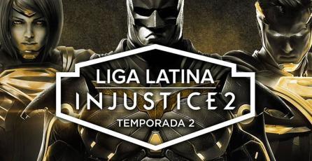 La final de la Liga Latina Injustice 2 ya tiene representantes mexicanos