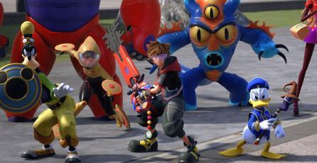 Aquí está el nuevo trailer con gameplay de <em>Kingdom Hearts III</em>