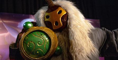 Bardo: El campeón del pueblo en la gran Final Latinoamérica de League of Legends